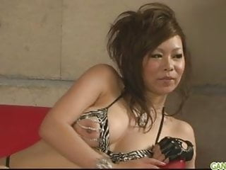 Adult ren and stimpy - Asian babe ren teasing and double penetrated