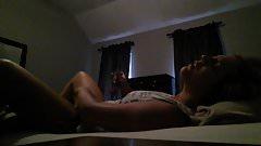 MILF Incredible Orgasm - Making Video For Husband - Homemade