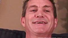 Mature Man Scott Jerks Off