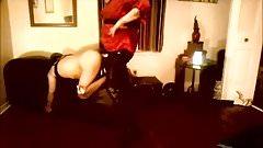 face smacking spanking cbt sph strapon- playtime for sissy