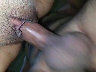 She like likes big dick She like to cum over my dick