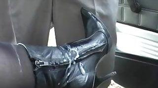Ankle Bootjob - HHH