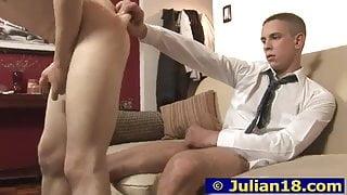 Young Tight Ass Tacking Fresh Dick