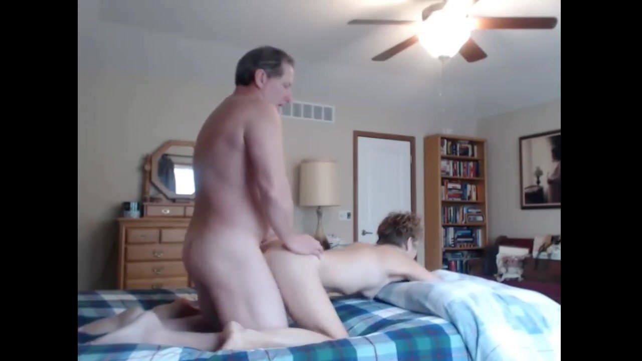Lesbian caught hidden camera