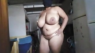 Cabe bbw 44ff getting undressed