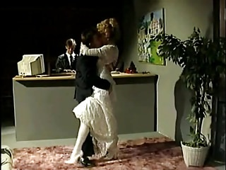 Naughty wedding day sex Randi storm wedding day anal sex