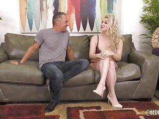 Voluptuous blonde sex Voluptuous big tit blonde gets titty fucked after masturbati