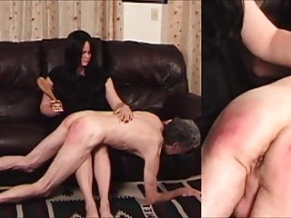 Cfnm spanked man - For her lust