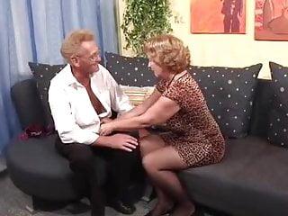 German granny sex