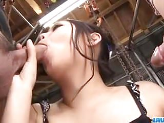 Makiing gay porn Mind blowing porn session along slutty maki takei