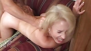 Blond MILF Anal – EL