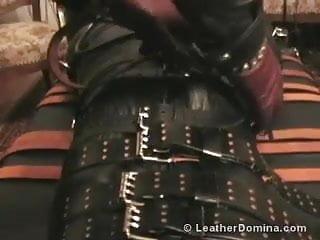 Anima xxx toon lesbian bondage and leather fetish comic The leather domina - leather bondage - leather fetish