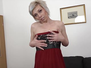 Mature rough pussy - Mature gets black cocks in her pussy and mouth likes rough
