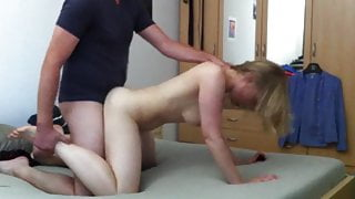 Doggystyle with Blonde