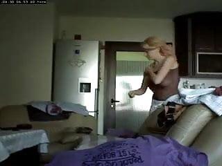 Marion jones nude topless pictures Marion la copine de ma femme topless a la maison - part1