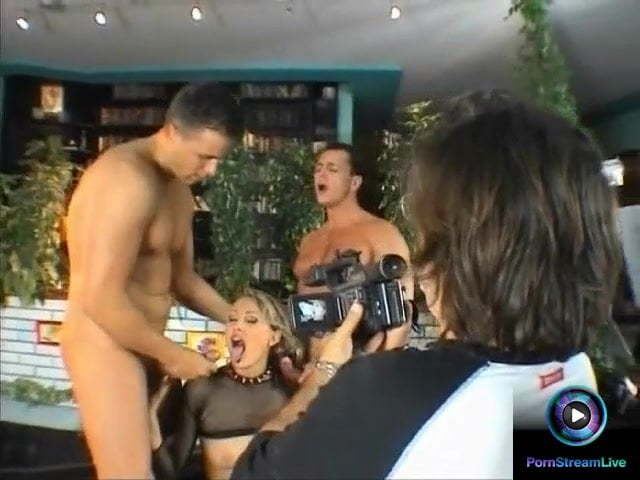 Behind The Scenes Big Tits