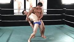 Twinks Wrestle, Suck, & Fuck