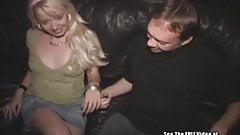 Hottie Titties Blonde Slut Fucks Porno Theater