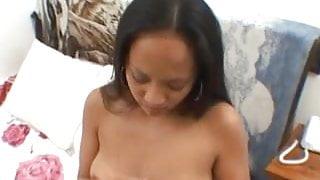 Banged hard natural busty asian Loni