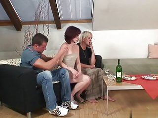 Moms fucking son in law - Monika drobkova seduced and fucked with her son-in-law