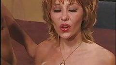 Classic DP hot blonde. Nice vintage sex.