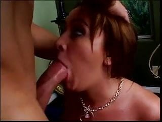 Ass and thick loads pictures Redhead with big jugs takes thick cock up her ass hole and swallows load