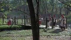 Fella Hot и семь гномов, полный фильм (syd)