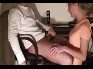 Very deepthroat slutload - Very sexy girlfriend gives a great sloppy deepthroat blowjob