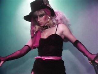 Vintage 70 s disco clothes - Humps - vintage 70s dance strip fuck blonde nylons