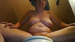 Horny Granny 60yo
