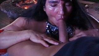 Gypsy Jodiza belly dancing
