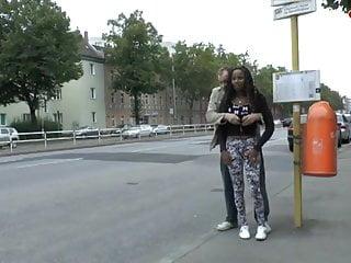 Eatern european amateur porn An der bushaltestelle aufgerissen