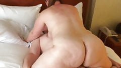 PAWG Wife Riding Cock