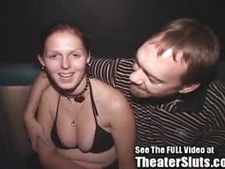Movies sex in porn theater - Missy gets ass tulip creampie from dirty d in porn theater