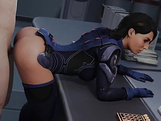 Cartoons rough xxx - 3d mass effect xxx