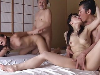 Mature adult wife swapping - Wife swapping with mature japanese women subtitles