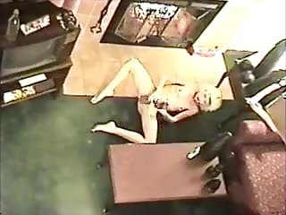 Didlo stores - Blond slut fucks monster didlos
