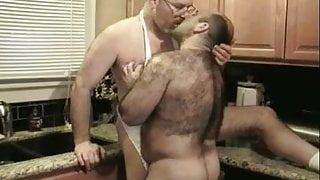 The horny chef