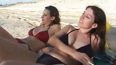 Jewish Threesome - Busty Israeli Girls Prefer Pussy
