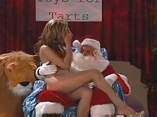Claus santa vintage Jennifer luv has sex with naughty santa claus