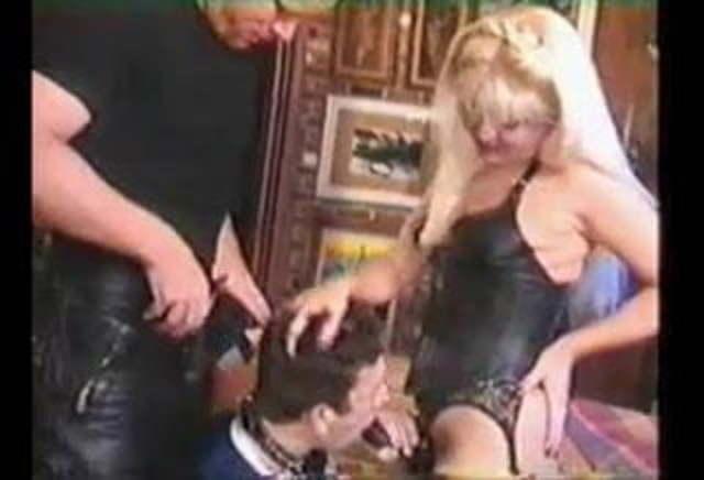 Femdom Sodomizes Sissy Doggy Style With Boyfriend Porn C1