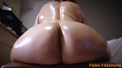 THICK MILF NAVAJO CHASES WATERFALLS
