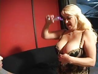 Coulter kagan cigarette condom - Huge racked blonde mature lingerie slut sucks cock and smokes cigarette