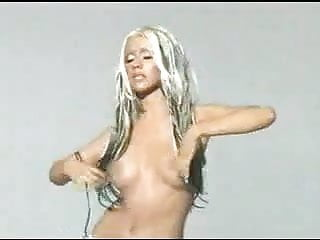 Aguilera christina free porn Christina aguilera