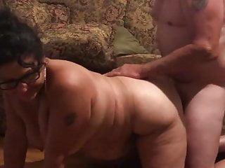Dad fuck my tits - My dad fucks my slut wife