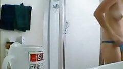 スパイcam.womanキャッチバスルーム