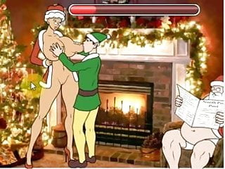 Hentai games and pics - Hentai sex game fucking mrs. santa