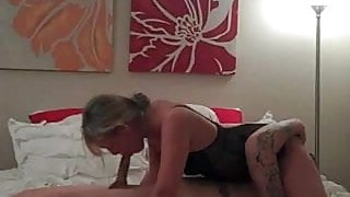 Amateur couple home made sex tape