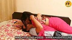Hot Bhabhi Naked Fucked
