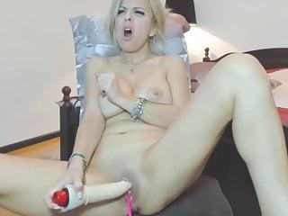 Busty milf squirt cum Busty milf makes herself cum in pleasure